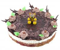 Speciální dorty - míša dort (350 - 450 Kč)