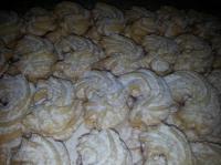 cukroví v kg - třené sypané