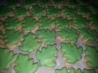 cukroví v kg - vánoční stromečky