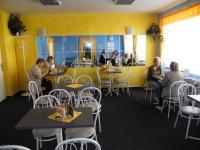 UnO - interiér jídelny 2