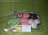 cukroví balené - krémové (1 kg)
